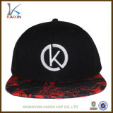 Hot Sell Black 6 Panel Embroidery Patch Store Snapback