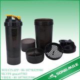 500ml Plastic Palaestra Shaker Bottle for Sport