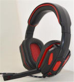 Gaming Headset with LED Light and Mic