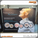 Promotion Aluminum Portable Trade Show Fabric Pop up Display