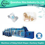 Professional Normal Type Baby Diaper Machine with SGS (YNK300)