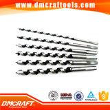 C45 Carbon Steel Wood Auger Drill Bit