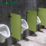 Green Color Stainless Steel Hardware Male Restroom Partition