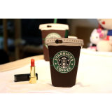 Silicon Cover Starbucks Milk Tea-Cup Phone Case for Mobile Phone
