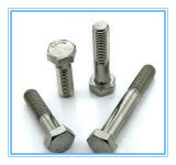 Stainless Steel 304/316 Hexagon Head Bolts (DIN931)