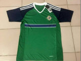 2016 European Club Northern Ireland Home Jersey