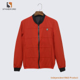 Custom Men′s Outdoor Jacket Plus-Size Light Jacket Waterproof Jacket