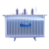 Three Phase Oil-Immersed Power Transformer