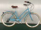Hybrid 7 Speed Lady City Bicycle