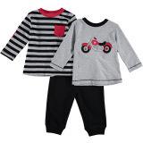 New Design Pure Cotton Fashion 0-24months Kids Clothes
