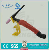 Kingq TIG Welding Torch with Electrode, Nozzle, Collect Body (Wp - 17)