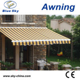 Garden Polyester Free Standing Retractable Awning (B3200)