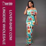 Fashion Casual Garments Ladies Dress Clothing (L51306-1)