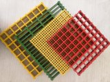 Corrosion Resistance FRP Molded Grating with Finished Surface Treatment