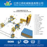 Automatic Hydraulic Concrete Hollow Block Making Machine/Concrete Block Production Line (QT6-15)