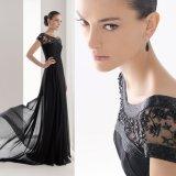 Beading Prom Dress A-Line Bridesmaid Evening Dress B04