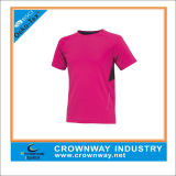 Summer Women Athletic Sport Tops for Ladies