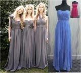Chiffon Sister Dress Bridesmaid Dreses for Wedding