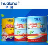 Hualong Anti-Formaldehyde Anti-Alkali Odourless 5 in 1 Finish Wall Paint