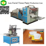 Facial Tissue Product Type and Paper Folding machine Processing Type Facial Tissue Machine