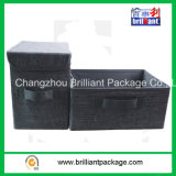 Polyester Foldable Storage Organizer with Cubes