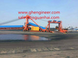 Efficient Port Machinery Stacker for Coal, Mineral, Grain