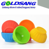 Candy Color Unbreakable Silicone Bowl for Kids
