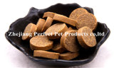 Pet Supply Pet Food Dental Treat Shaped Round Pieces with High Quality for Dog Feed