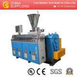 Conical Twin Screw Extruder Machine