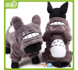 Flannel Teddy Bear Pet Clothes (HN-PC787)