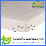 Waterproof-Crib-Mattress-Protector Hypoallergenic Quilted Crib Mattress Pad