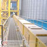 Coal Ash and Slag Buried Scraper Conveyor