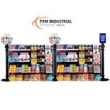 Merchandizing Panel for Retail Goods