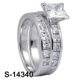 Latest 925 Sterling Silver Wedding Ring (S-11485, S-14340Y. JPG)