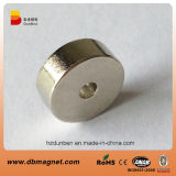 Rare Earth Ring SmCo Magnets with Nickel Coating