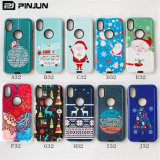 Christmas Gift OEM ODM Customized Phone Case for iPhone X/8/8plus/7/7plus