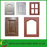 PVC Film Faced MDF Kitchen Cabinet Door Made in China