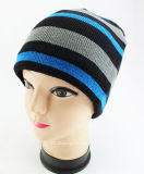 Colourful Wholesale Soft Knitted Hat Cap