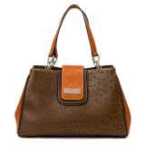 Hot Sell Lady Designer Fashionable PU/Faux Leather Handbag (C71368)
