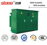 Zb Series Oil Immersed High Voltage Switchgear Substation