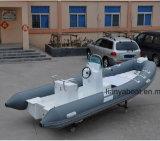 Liya 4m to 5.2m Open Rib Boat Inflatable Pontoon Boat