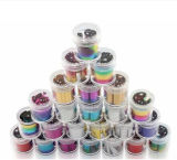 Nail Art Foil Nail Art Sticker for The Nail Decoration 2.5*12000cm Bottle Packing