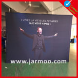 3X3m Thin Printed Retractable Stand Trade Booth Design