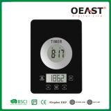 Multifunction Digital Ultra-Thin Food Scale with Big Timer Display