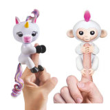 2017 Hotsales Interactive Finger Baby Monkey Cute Unicorn for Christmas