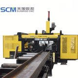 Hot Sale 3D Three Spindle CNC Drilling Machine for Beams