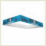 20FT (L) *10FT (W) *4FT (H) Rectangular Easy Fabric Hanging Banner