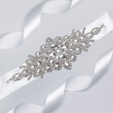 Wholesale Wedding Dress Diamond Sash DIY Crystals Belt Accessories