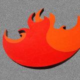 Creative Logo Plaque for Company