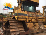 Used/Secondhand Caterpillar Crawler Bulldozer D6r Tractor for Construction